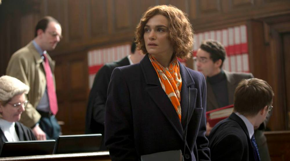 """Don't miss this free film screening of """"Denial"""" at the Montreal Holocaust Memorial Centre"""