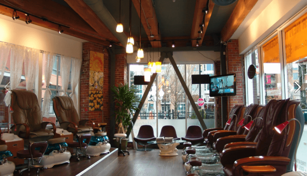 Yaletown Nail Spa