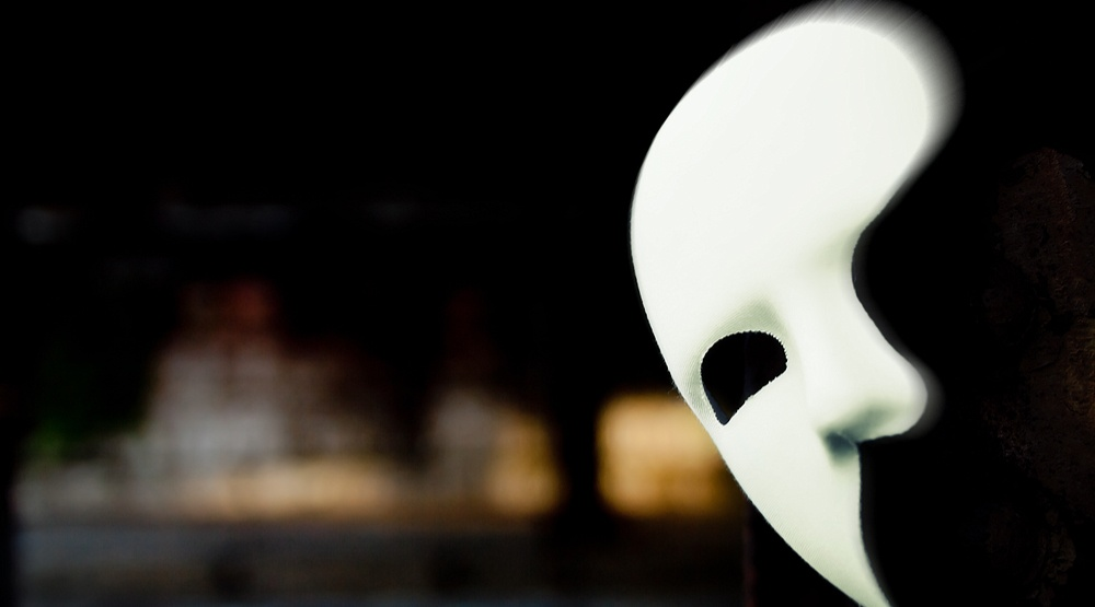 'The Phantom of the Opera' headlines Broadway Across Canada's 2017/18 season