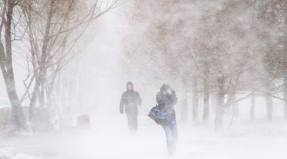 The Weather Network has released Canada's winter weather forecast