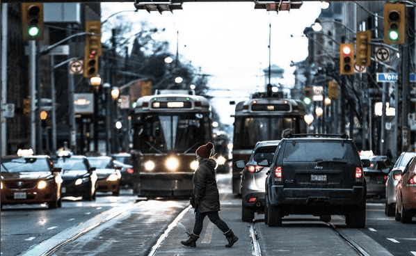 The City of Toronto just rolled out their $54 million road safety plan for 2017