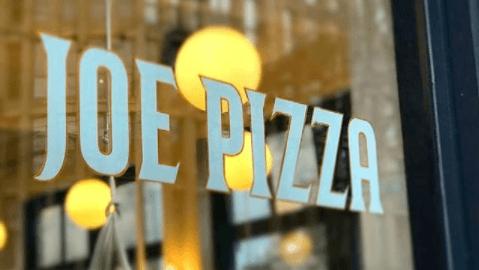 Joe Pizza: al taglio pizza in Gastown