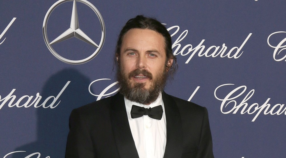Casey Affleck at the Palm Springs International FIlm Festival Gala at Palm Springs Convention Center on January 2, 2017 in Palm Springs, CA (Helga Esteb/Shutterstock)
