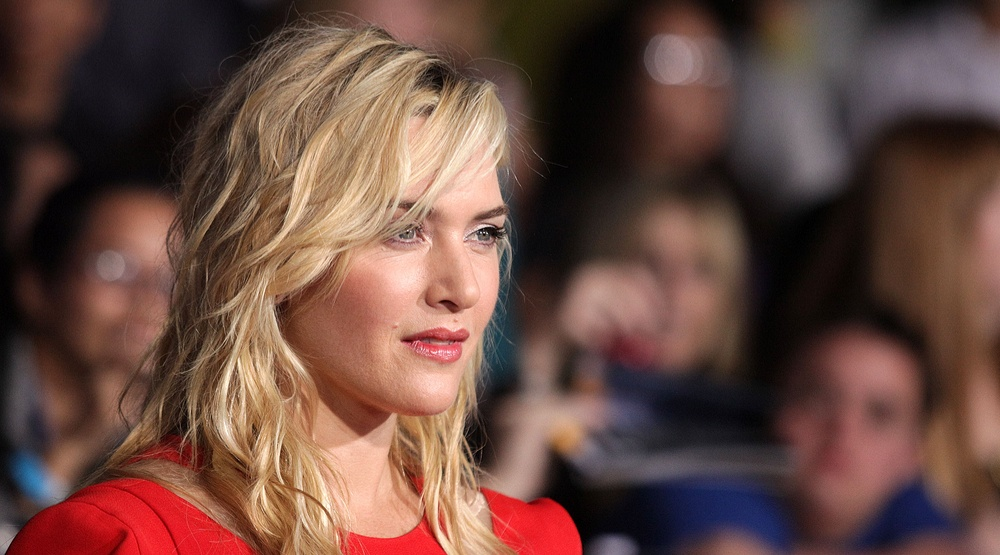 Kate winslet arrives to the divergent los angeles premiere on march 18 2014 in westwood ca dfreeshutterstock