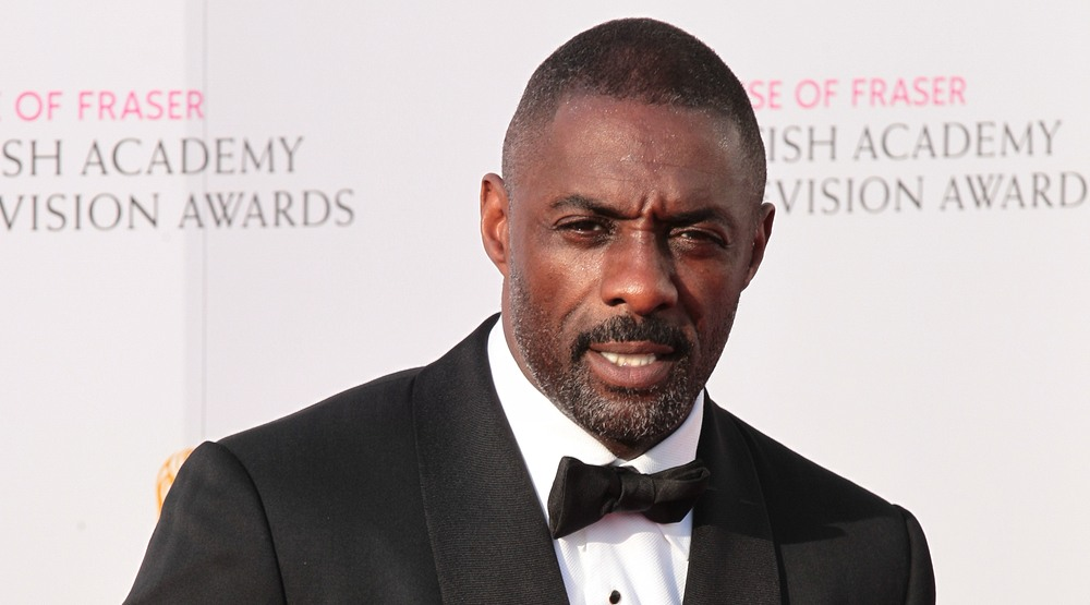 Idris elba arrives for the house of fraser british academy television awards at the royal festival hall on may 8 2016 in london twocomsshutterstock
