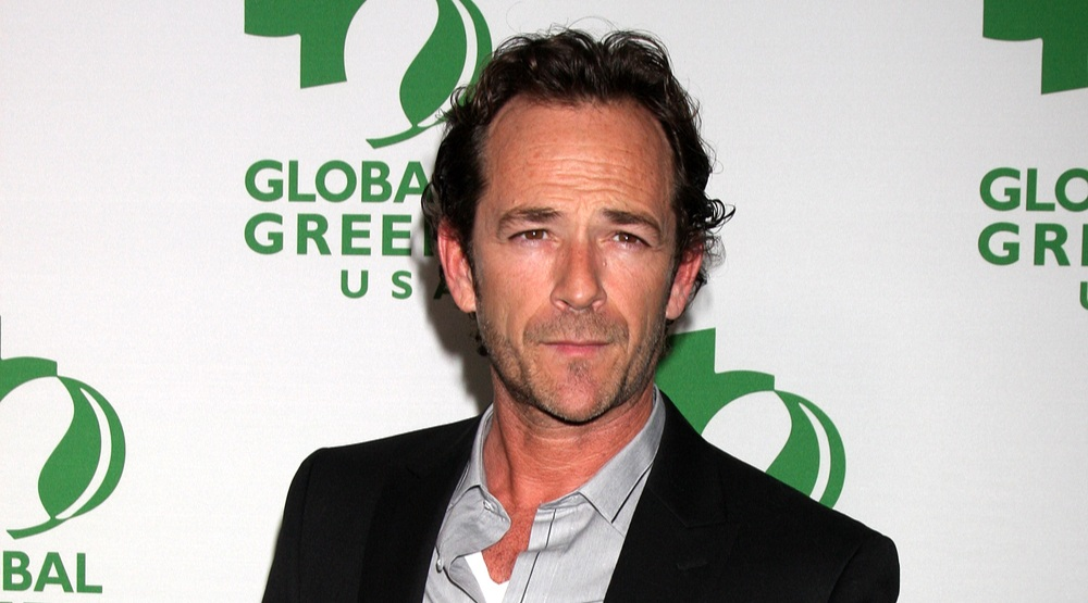 Luke Perry at the Global Green USA Pre-Oscar Event at Avalon Hollywood on February 26, 2014 in Los Angeles, CA (Joe Seer/Shutterstock)