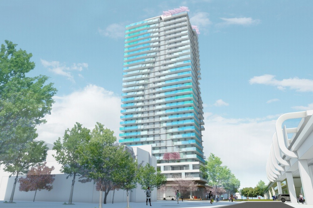 30-storey condo building approved for Joyce-Collingwood Station area