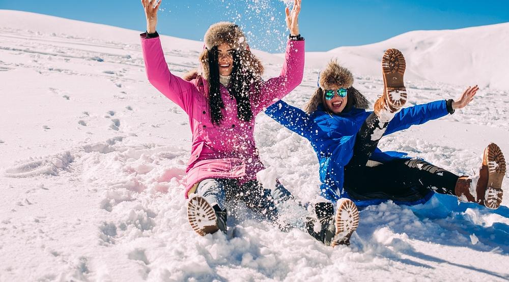 Celebrate the winter season in Banff during SnowDays