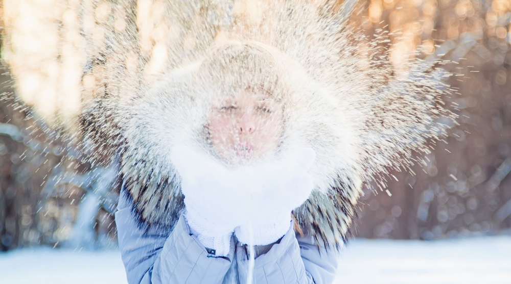 Winter fun shutterstock