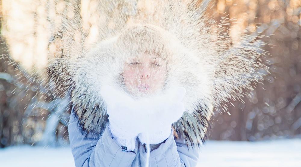Winter fun shutterstock