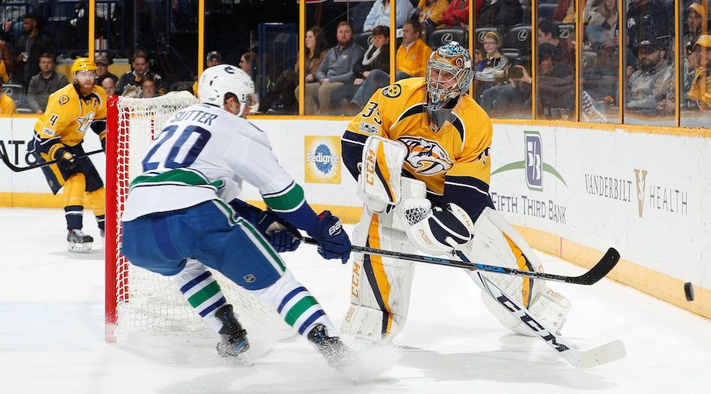 SixPack: Sutter steals a point for Canucks in Nashville