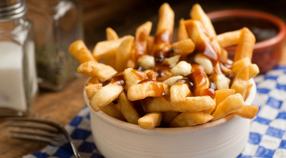 There's a free haggis poutine pop-up in Toronto next week