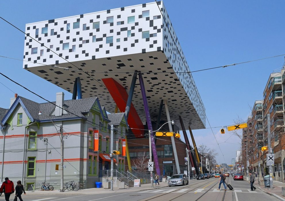 OCAD announces massive Creative City Campus expansion