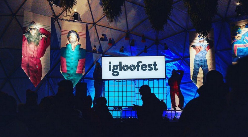 Don't miss out on Igloofest's free winter village opening this month