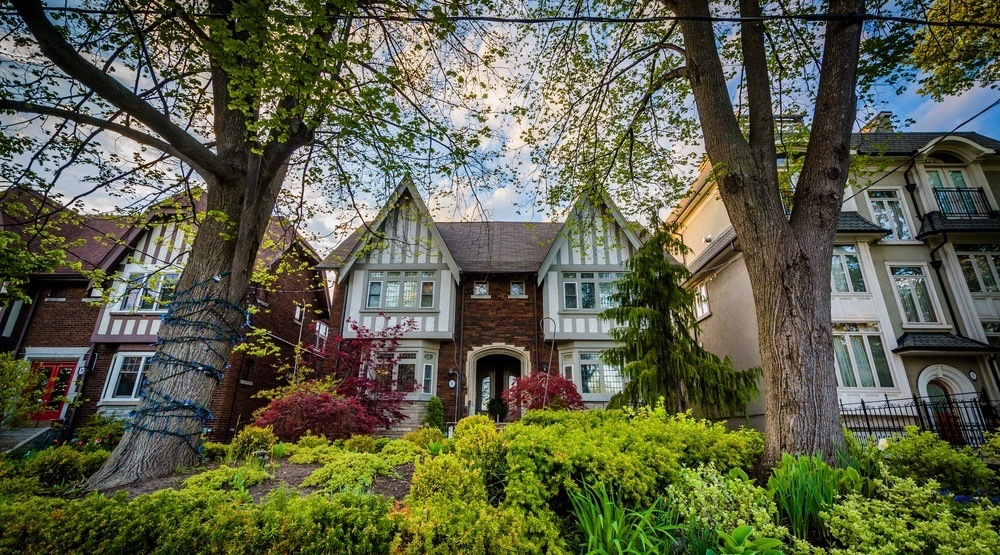 million-dollar homes Toronto