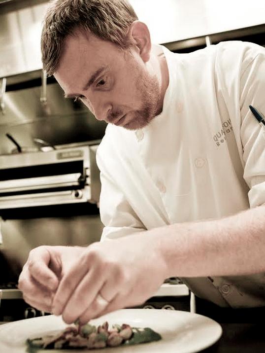 Fraser Macfarlane brux house hamilton chef
