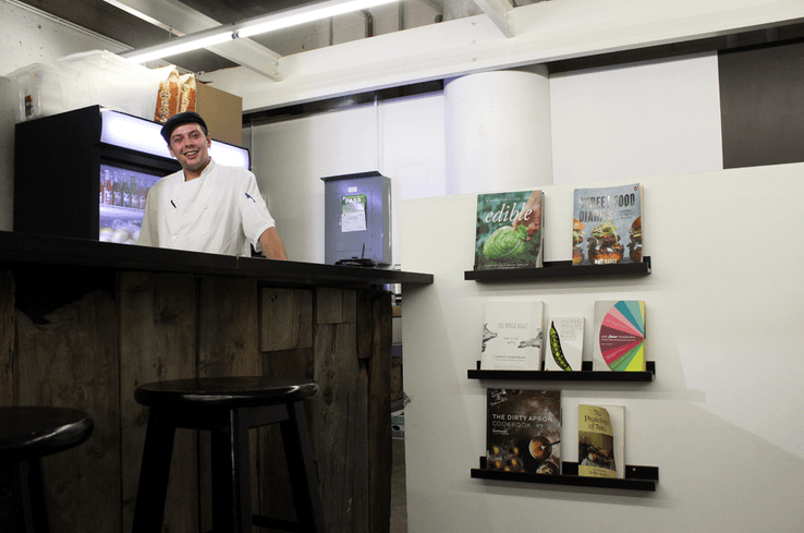 Matthew Pigeon hamilton chef