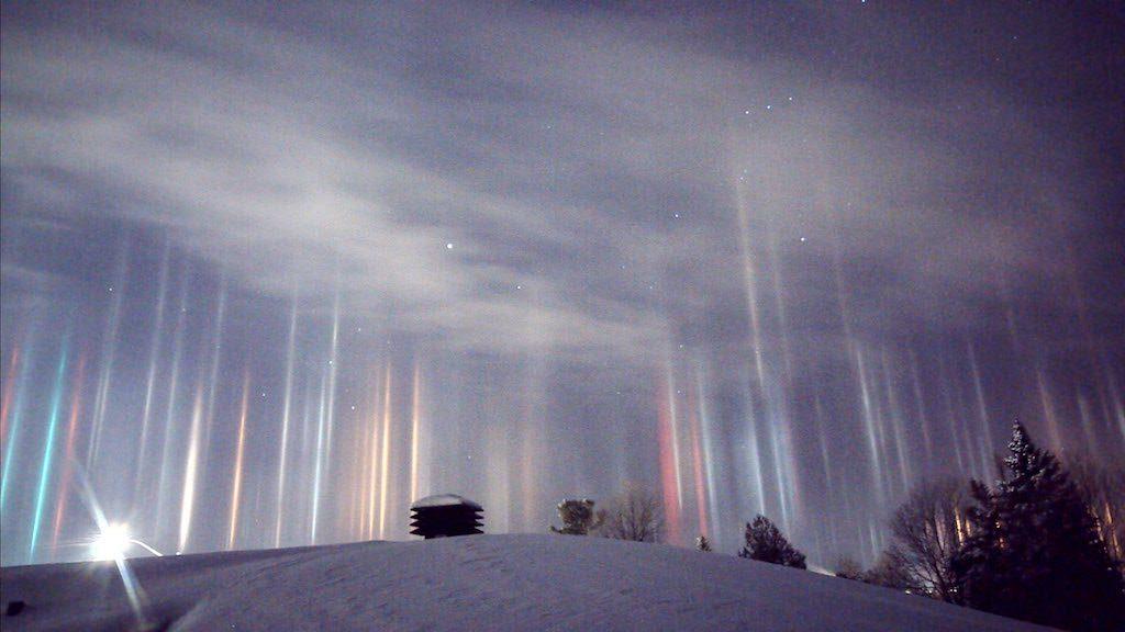 A rare natural light phenomenon was captured in Ontario's skies (PHOTOS)