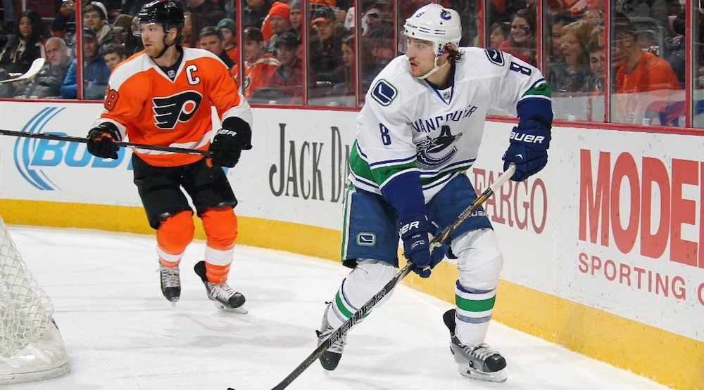 Canucks look to solve road woes in Philadelphia