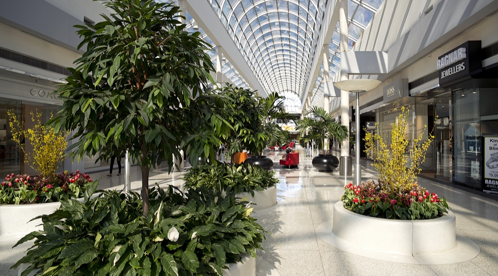 Two of Canada's three most profitable malls are in Vancouver