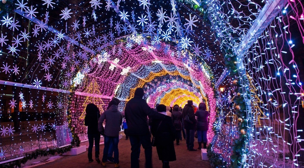 Everything you need to know about Toronto's free 45-day light festival - Everything You Need To Know About Toronto's Free 45-day Light