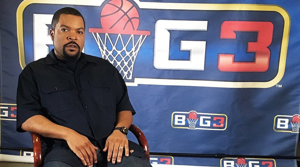 Ice Cube's new 3-on-3 basketball league could be coming to Toronto