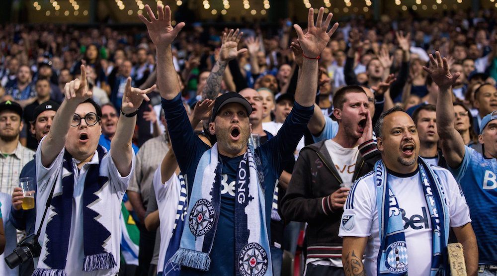 Vancouver Whitecaps FC release 2017 MLS schedule