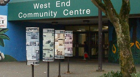 West end community centre city of vancouver