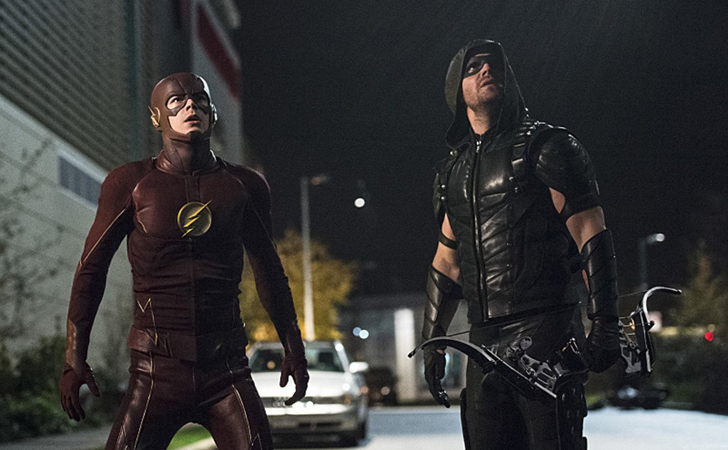 Arrow flash screencap