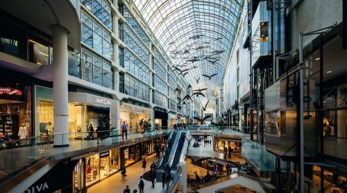 Toronto shopping Centres