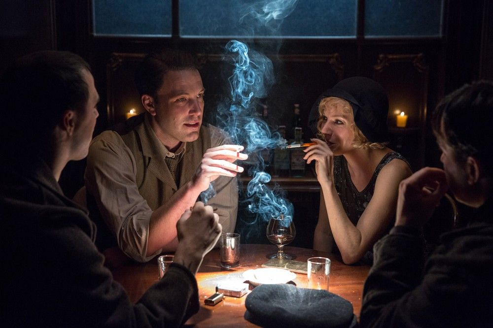 Film Review Live By Night