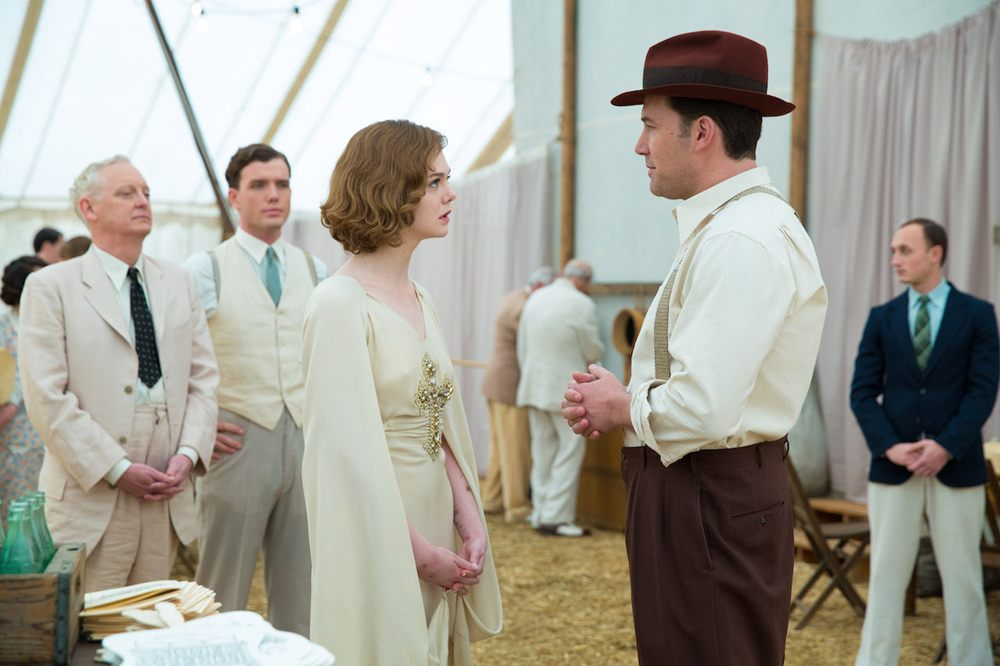 Elle Fanning and Ben Affleck in Live by Night - Movie Review - Daily Hive - Dan Nicholls