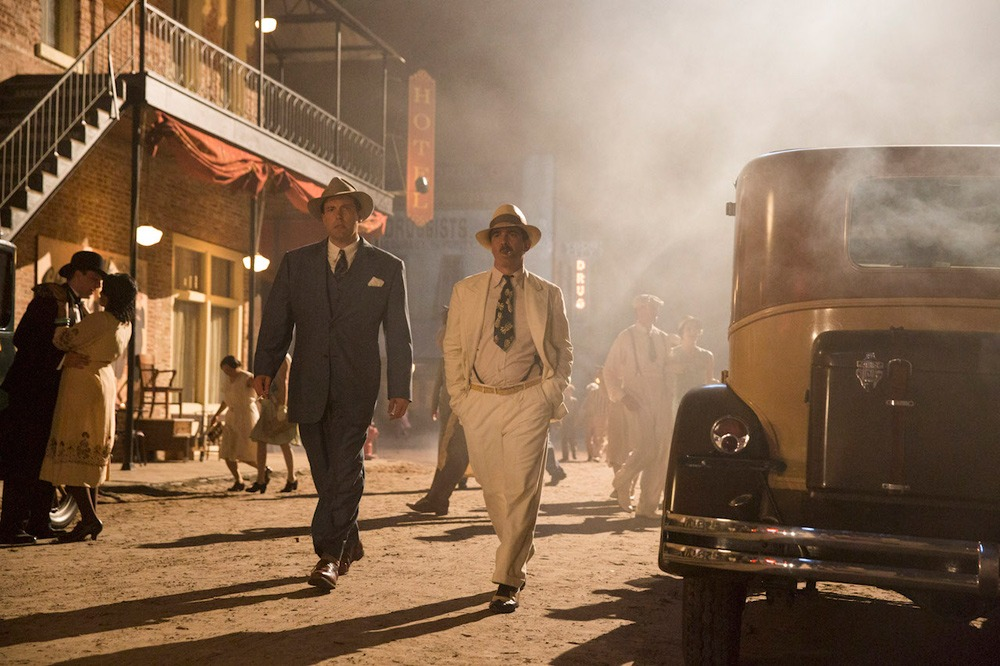 Live By Night - film review by Dan Nicholls