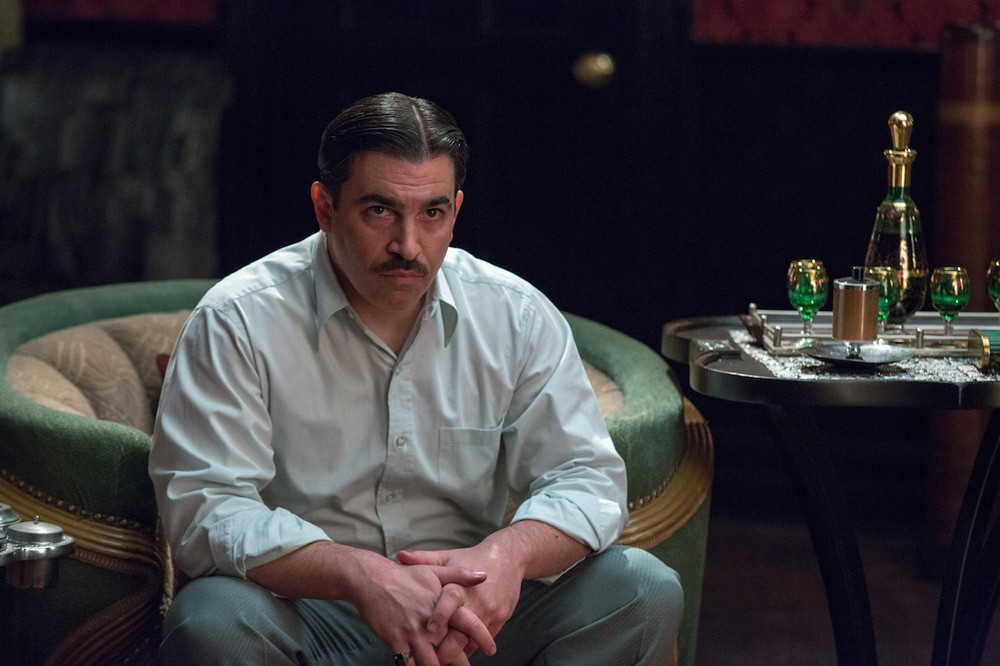 Chris Messina in Live By Night