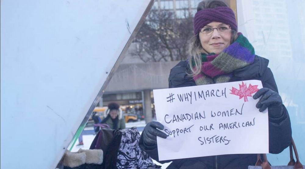 Canadian Women's March to take place in Montreal next week