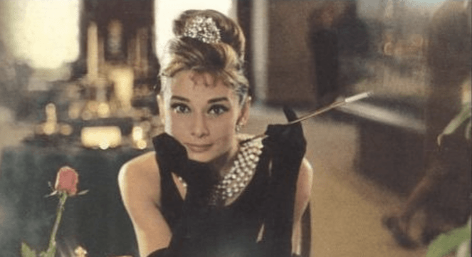 You can watch Breakfast at Tiffany's on the big screen in Toronto this weekend