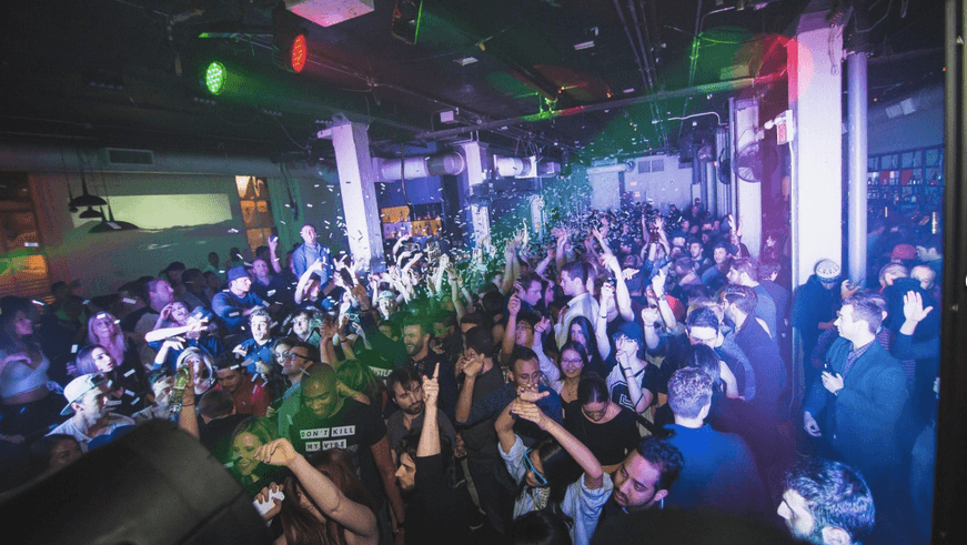 A popular Toronto music venue is shutting its doors for good this month