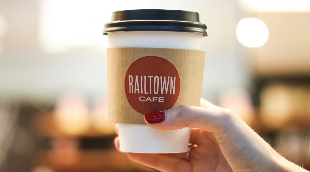 Railtown Cafe Howe St. celebrates opening with free coffee all week!