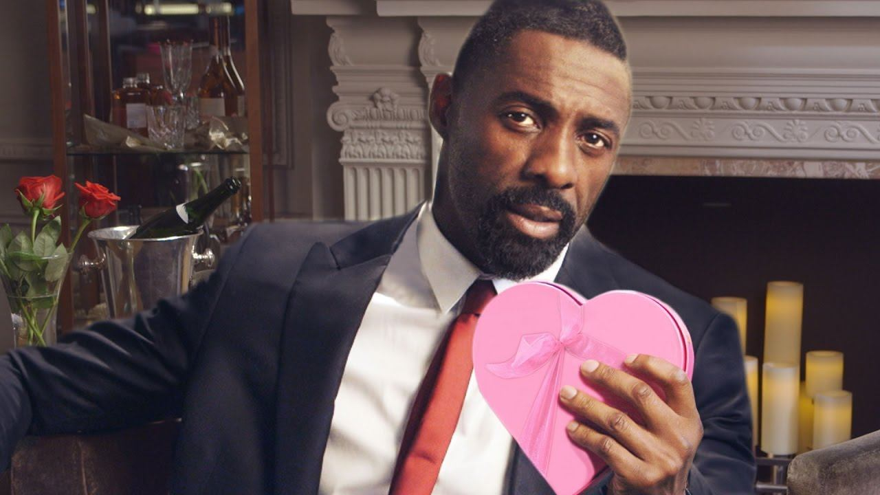 Idris Elba Wants You To Be His Valentines Day Date No
