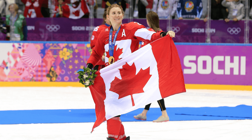 Toronto Maple Leafs hire Hayley Wickenheiser in management role