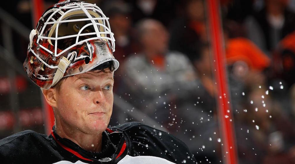 Former Canucks goalie Cory Schneider getting bought out by New Jersey