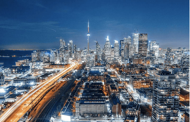 Best Toronto Instagram photos last week: January 10 - 16