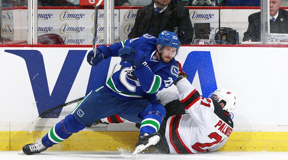 SixPack: Canucks power play lets them down in loss to Devils