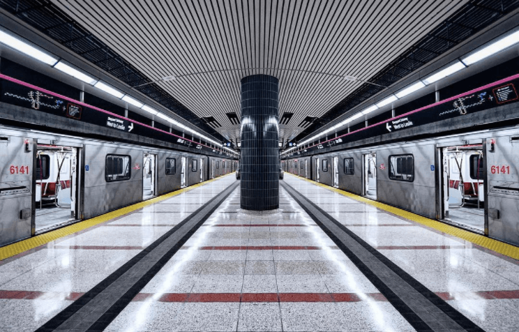 The TTC has 35 planned subway closures in 2017