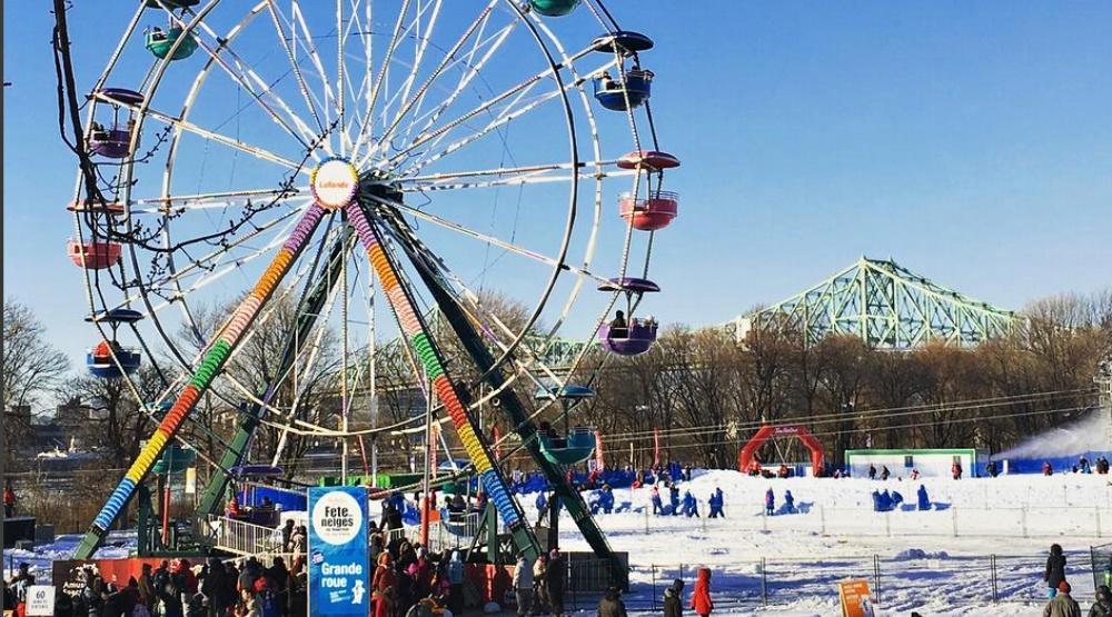 21 photos that will get you excited for Parc Jean Drapeau's Fete des Neiges