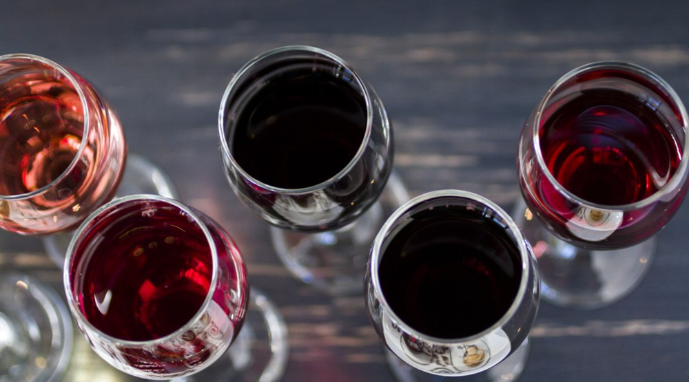 Happy Hours: $1 ounces of wine at The Parlour Yaletown