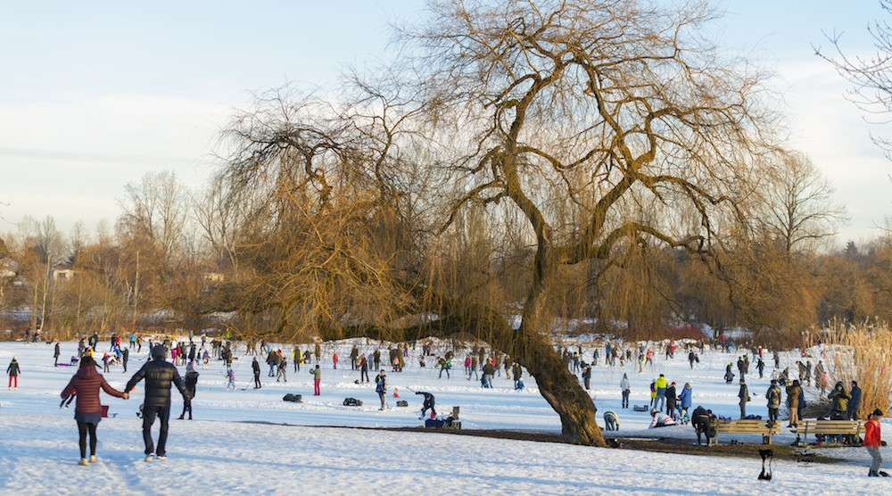 Trout Lake closed to ice skating, unlikely to reopen this season