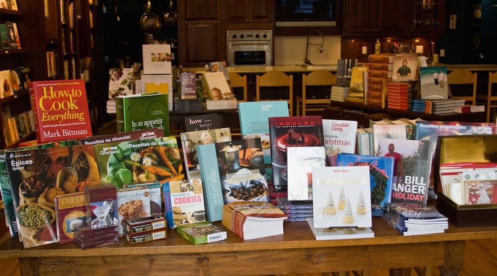Barbara jos books to cooks vancouver