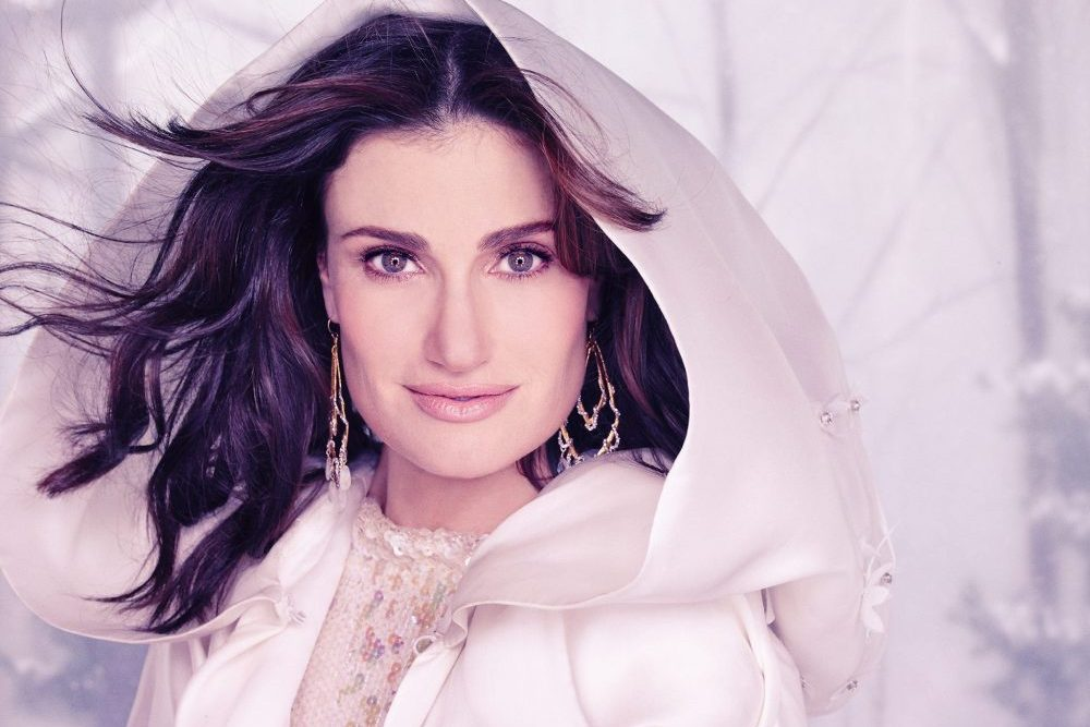 Idina Menzel is coming to Toronto this summer