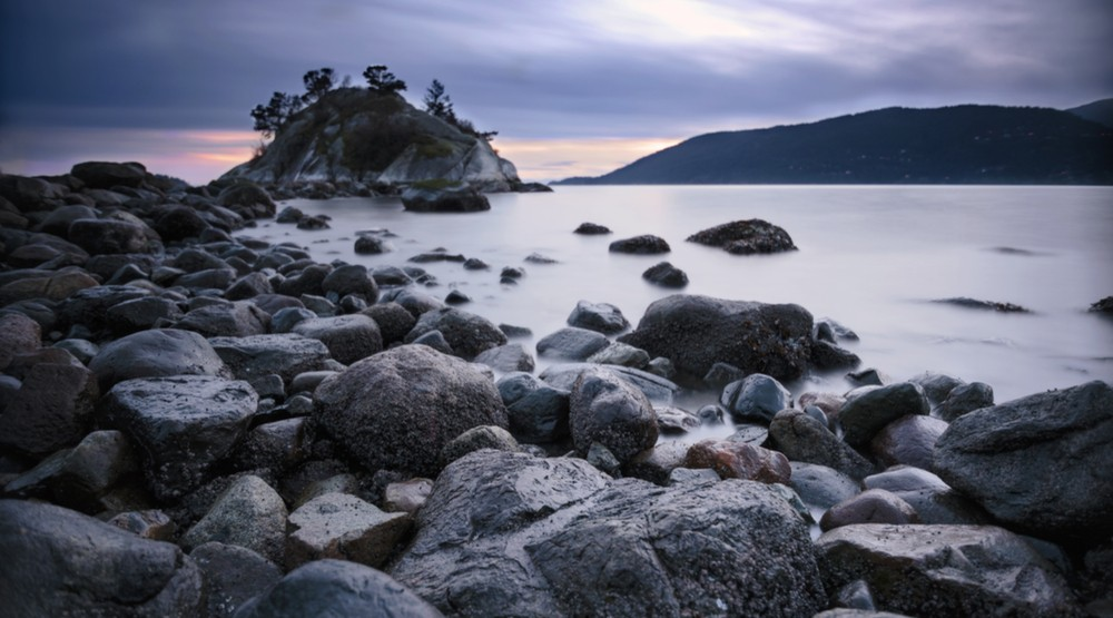 Whytecliff Park in West Vancouver (Taylor McColl/Shutterstock)
